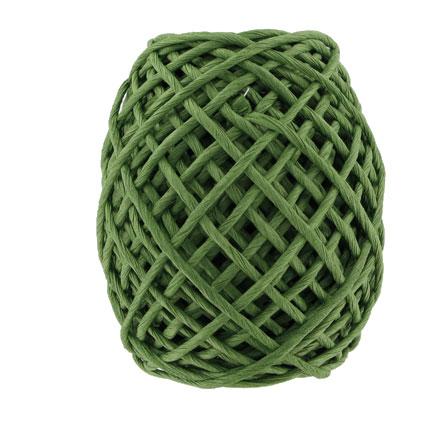 Corde papier vert
