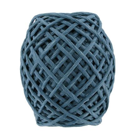Corde papier bleu ardoise