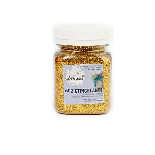 Paillettes or 115 grs