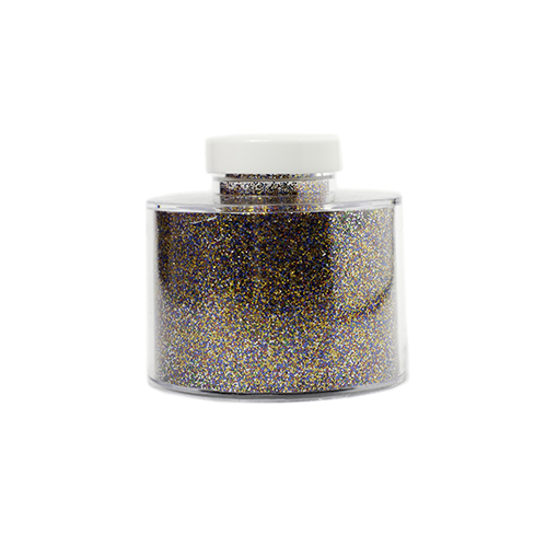 Paillettes multicolores 100 grs