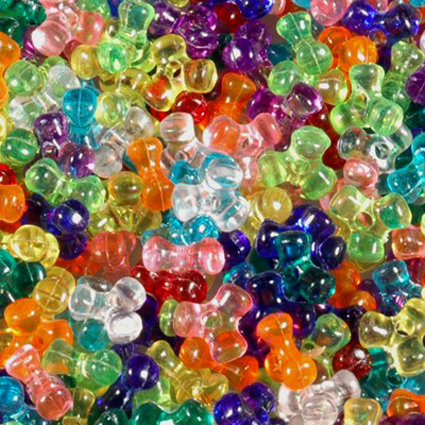 Perles hélices